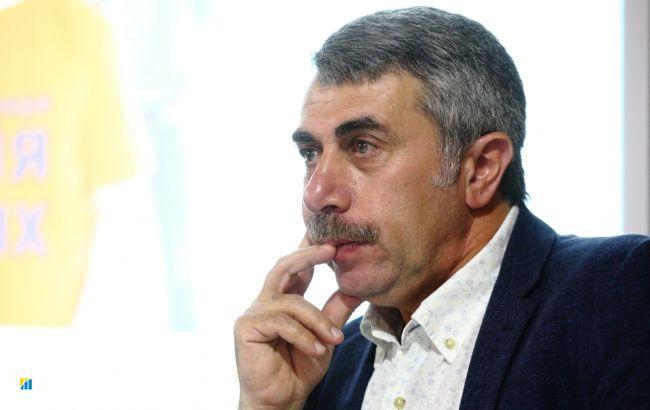 Комаровский рассказал, как переболел коронавирусом: привьюсь однозначно