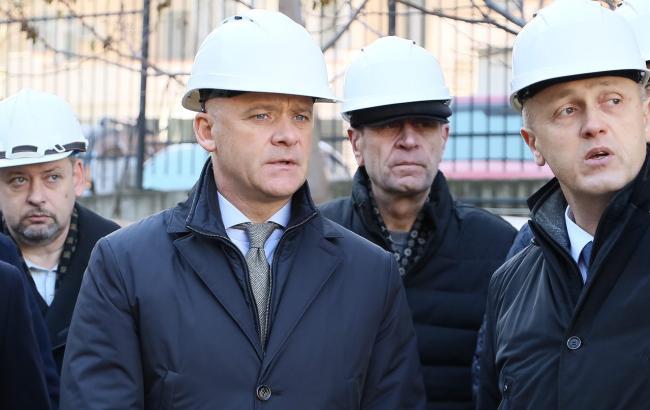 Труханов анонсировал открытие новой школы в Одессе в 2018 году