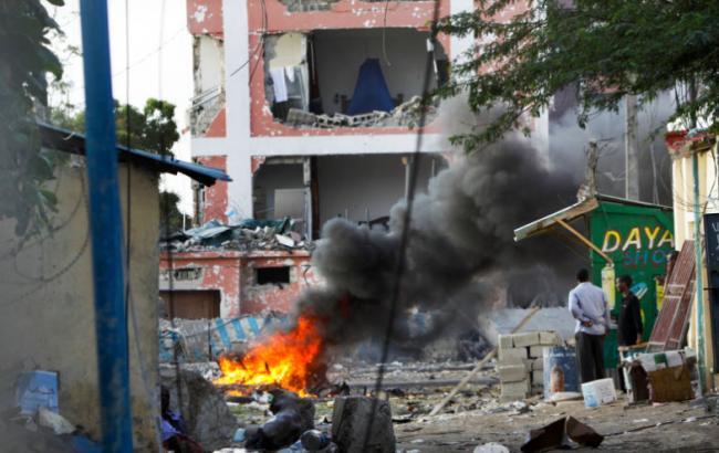 У Сомалі в результаті нападу на готель загинули 14 людей