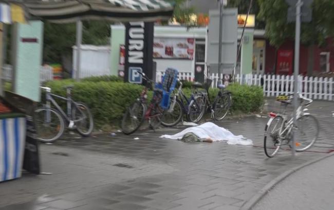 Фото: стрелявший в Мюнхене, возможно, действовал один