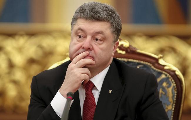 Фото: Петр Порошенко рассчитывает на безвизовый режим с ЕС до саммита в Брюсселе