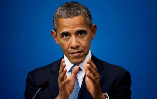 Фото: Барак Обама знову продовжив санкції проти Росії