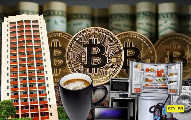 Фото: Криптовалюта в Украине (коллаж РБК-Украина)