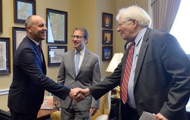 Україна і США обговорили механізми підтримки інституційної спроможності Ради