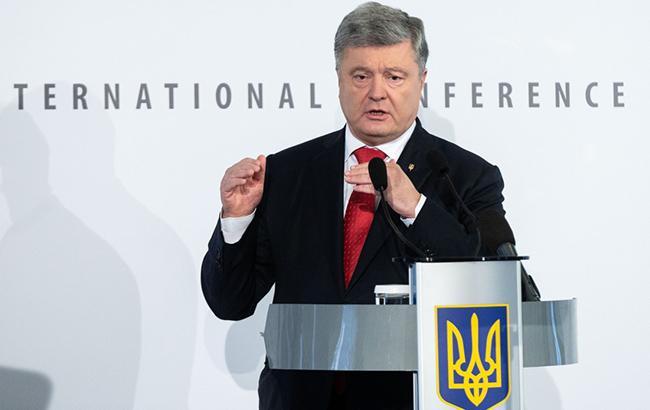 """Порошенко закликав жителів окупованого Донбасу не голосувати на """"виборах"""""""