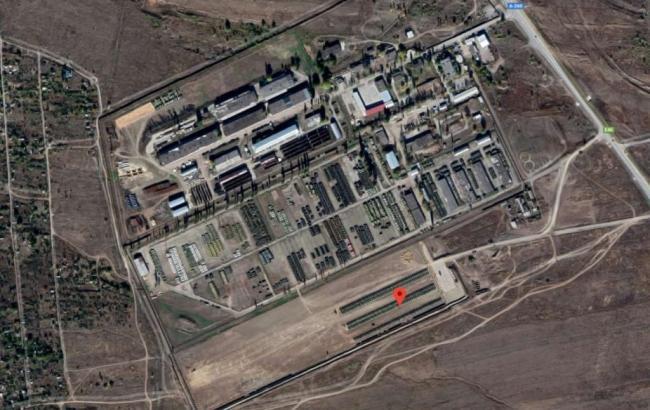 Спутник зафиксировал сотни российских танков у границы с Украиной