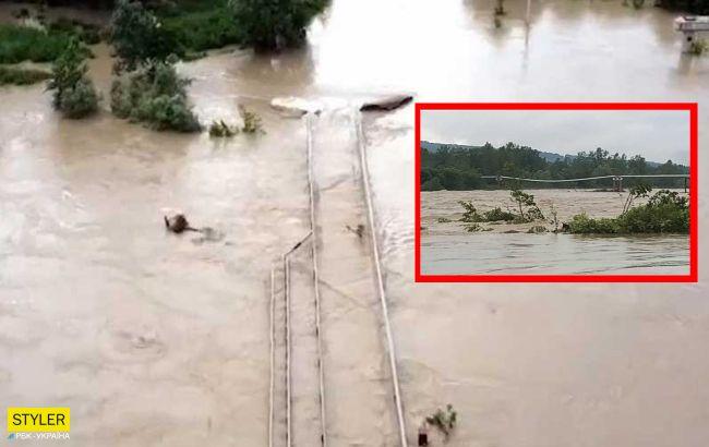 Большая беда на западе Украины: как сейчас живут люди в затопленных регионах