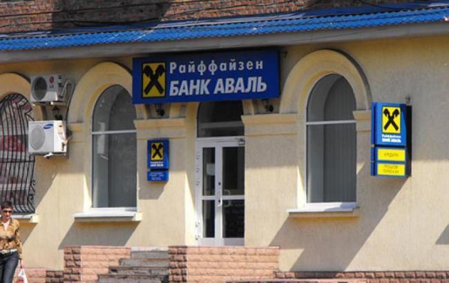відділення Райффайзен Банк Аваль