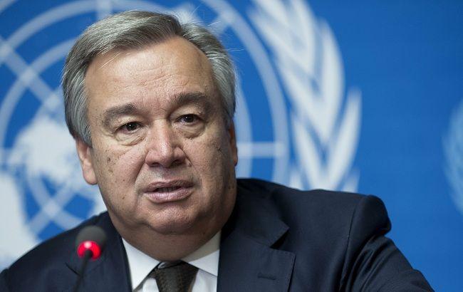 Фото: Атониу Гутерриш призвал реформировать ООН