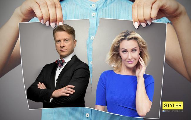 Єгорова і Мухарський (Колаж РБК-Україна)
