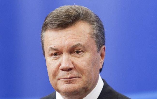 Киев запретил провести в РФ выездное совещание поделу Януковича