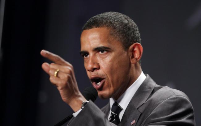 Фото: Барак Обама пообіцяв продовжити тиск на РФ