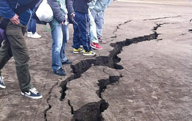 В Японії стався землетрус магнітудою 6,2