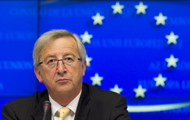 Фото: Жан-Клод Юнкер считает, что санкции против РФ следует сохранить