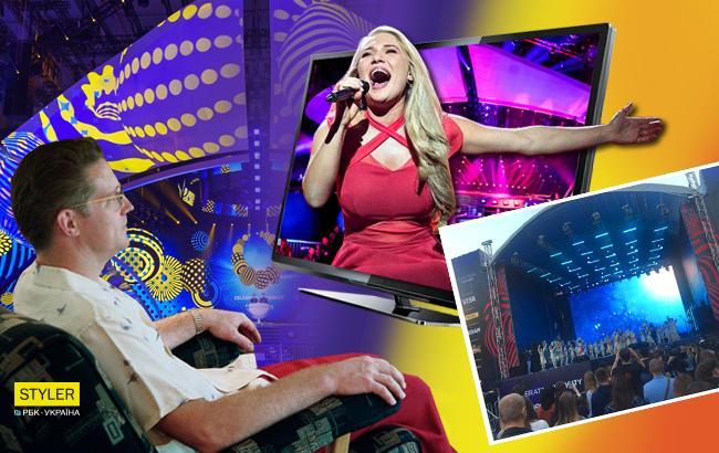 Де українці будуть дивитися Євробачення 2017