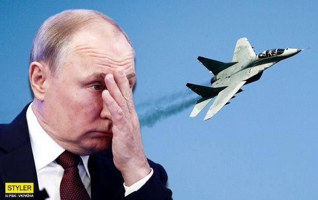 Путин назвал самолет Су-57 лучшим в мире: сеть смеется до слез