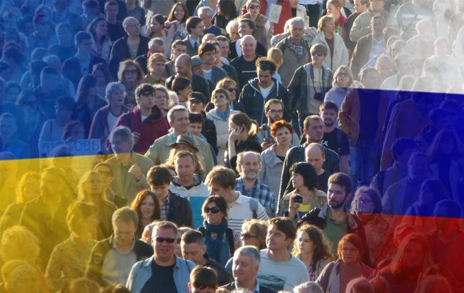 Російський філософ вказав на різницю між громадянами РФ і України