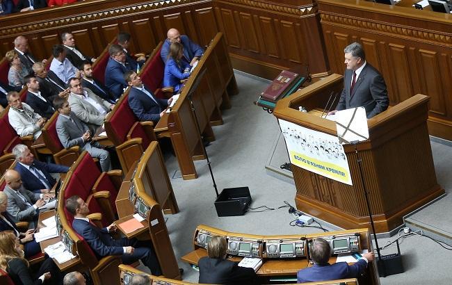 Фото: Порошенко запевнив, що не дозволить РФ инфильтрировать Донбас на своїх умовах