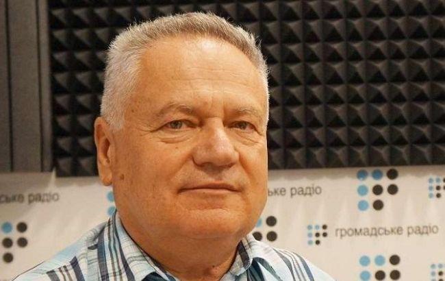 Фото: бывший и. о. ректора НАУ Владимир Харченко
