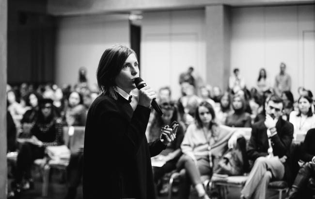 Фото: Состоялся Kiev Fashion Technology Forum (Алина Красиева)