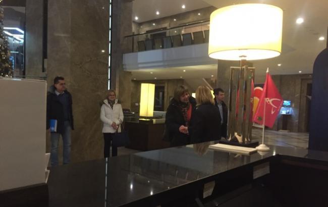 Супругу президента Германии видели в отеле Ярославского