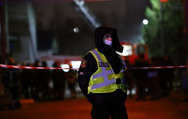 Пожежа в Запоріжжі: працівнику лікарні обрали запобіжний захід