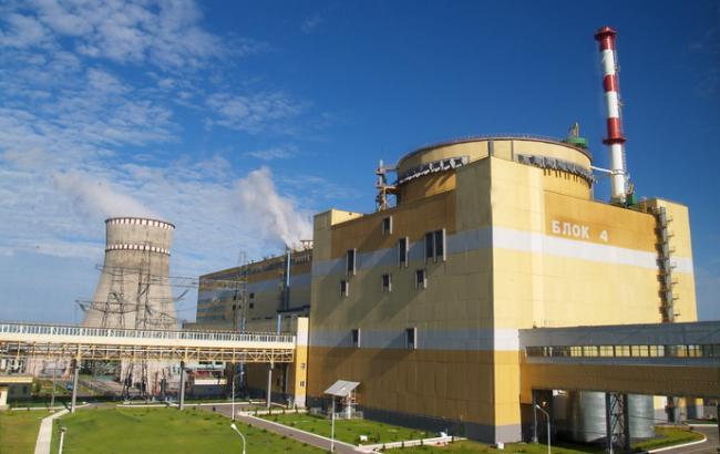 Фото: Ровенская АЭС