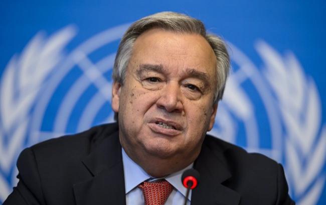 Фото: ООН обрала нового генерального секретаря