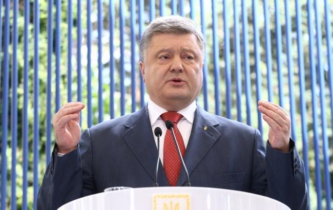 Фото: Петр Порошенко (Виталий Носач)