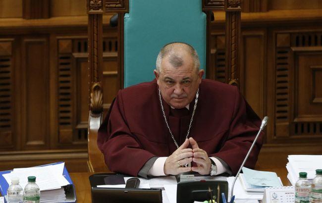 Судья КСУ Мойсик не намерен уходить в отставку