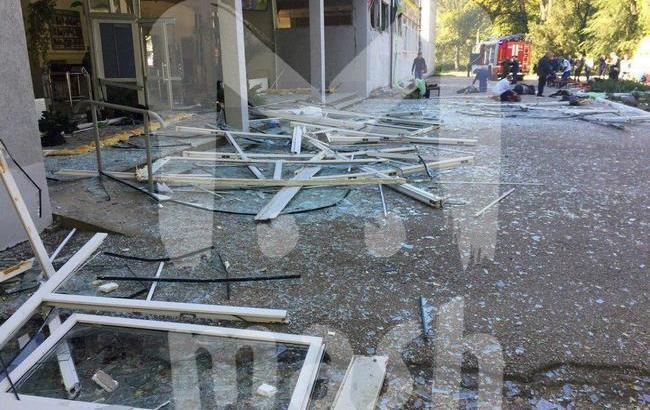 Теракт в Керчі: в мережі опублікували відео того, що відбувається під час вибуху