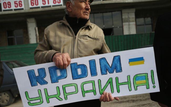В России прошла акция против агрессии