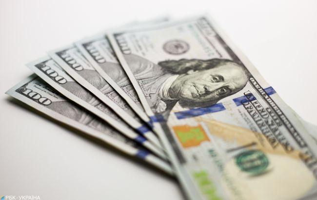 НБУ резко снизил официальный курс доллара