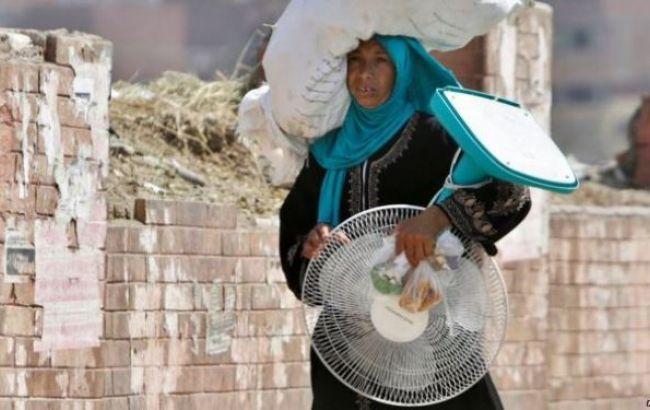 В Египте из-за аномальной жары погибли уже 87 человек