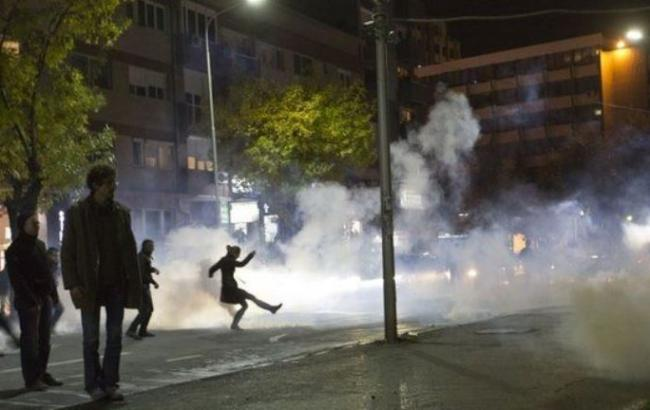 Фото: протести в Косово