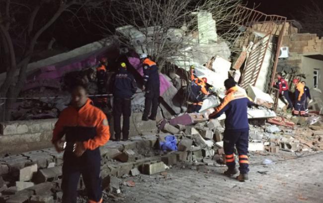 Фото: наслідки вибуху на південному сході Туреччини (Al Jazeera Turk)