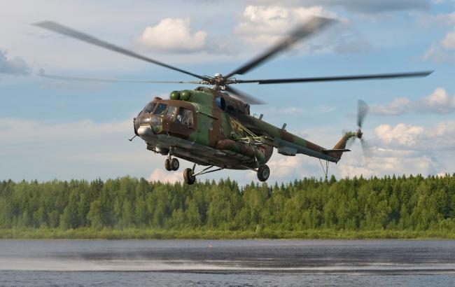 В Сибіру розбився вертоліт Мі-8, загинули 12 осіб