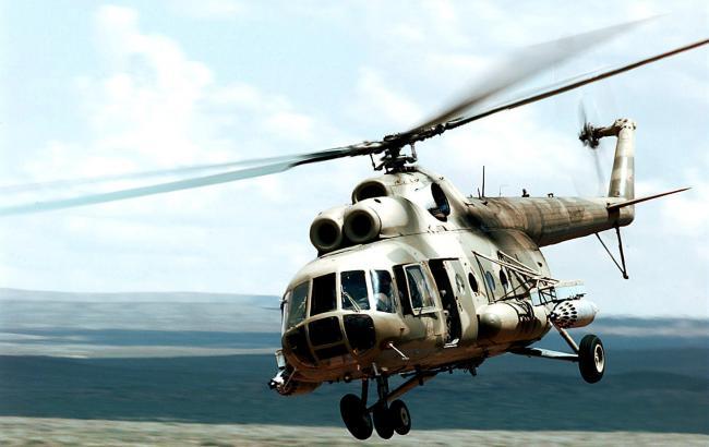 Фото: на Ямалі розбився військовий вертоліт Мі-8