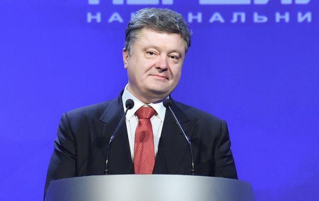 Порошенко сьогодні представить директора Антикорупційного бюро