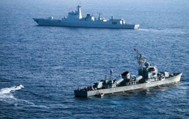 Фото: Південно-Китайське море
