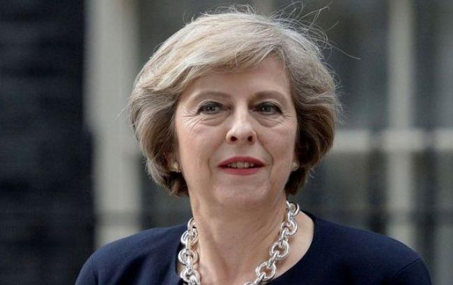 """Вихід Британії з ЄС: Мей озвучить """"нежорсткий"""" план Brexit 17 січня"""