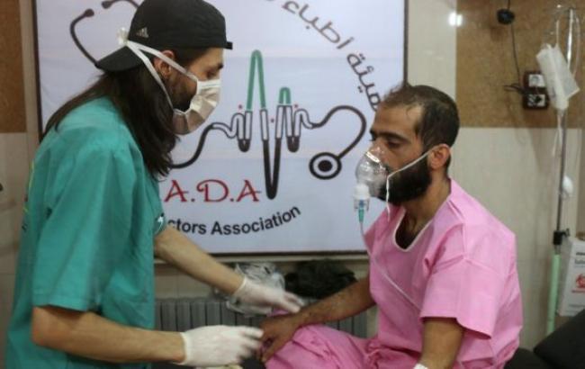 Фото: 80 осіб постраждали в результаті атаки