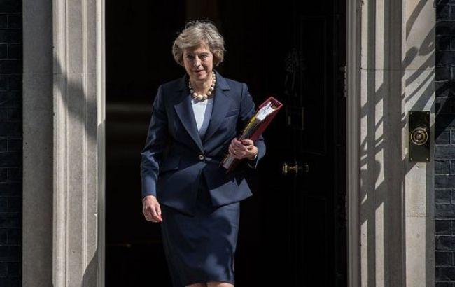 Парламент Британії підтримав ініціативу Мей про дострокові вибори