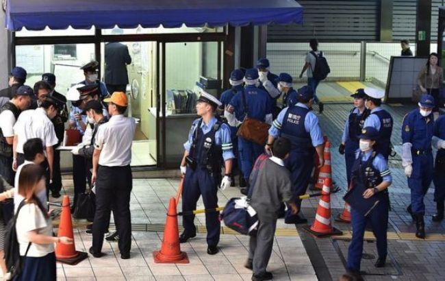 Фото: метро Токіо