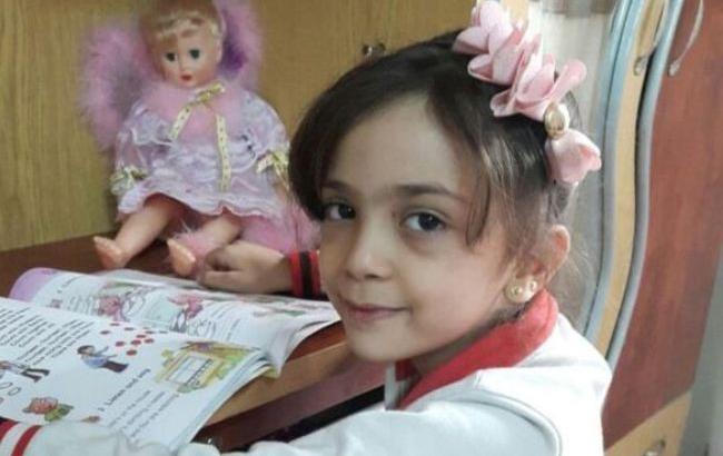 Фото: Девочка из Алеппо Бана Алабед (BBC.com)
