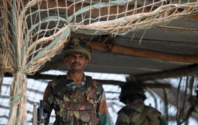 Фото: боевики атаковали индийскую военную базу