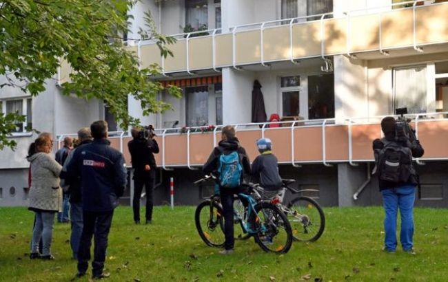 Фото: в квартирі підозрюваного виявили потужний вибуховий пристрій.