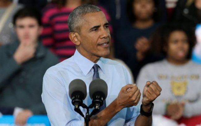 Обама призвал республиканцев отказаться от поддержки Трампа