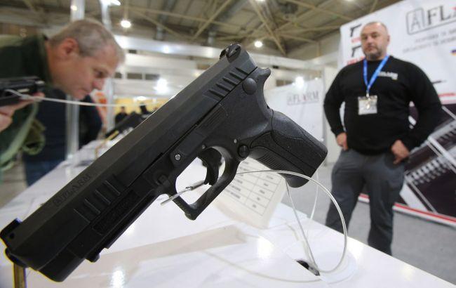 Рада провалила легалізацію обігу зброї