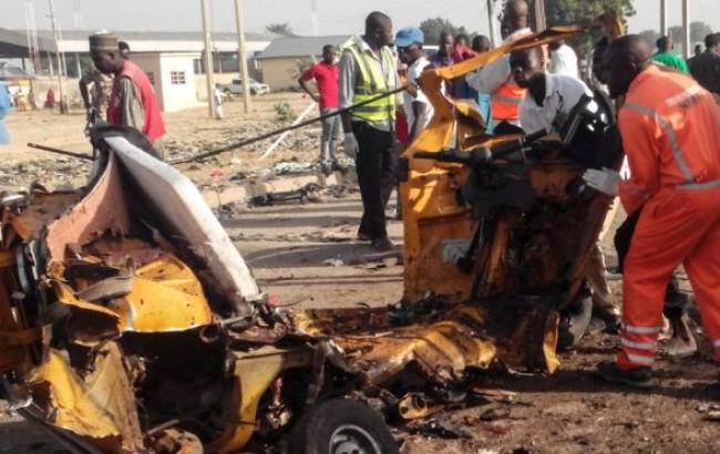 Фото: вибухи в Нігерії